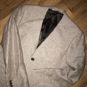Perry Ellis Sports Coat, 40 Short